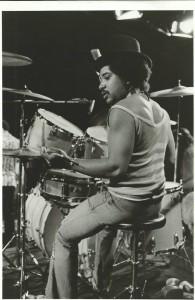 Neftali Santiago  of Mandrill 1973